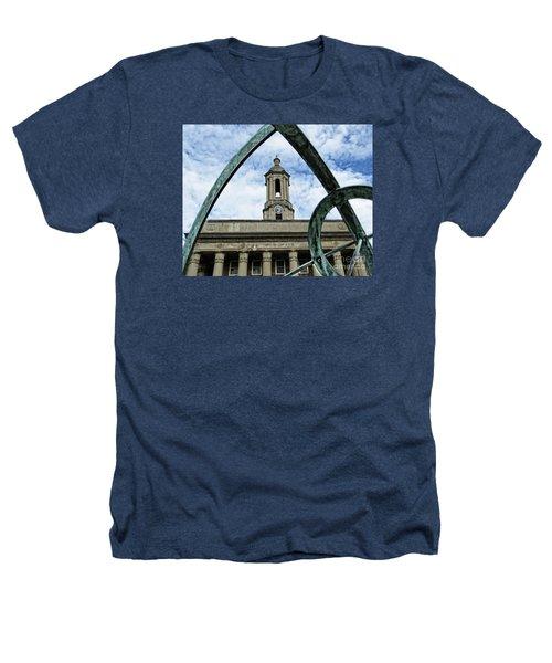 Old Main Thru The Turtle Heathers T-Shirt