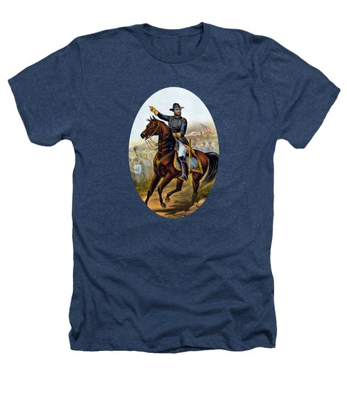 Our Old Commander - General Grant Heathers T-Shirt
