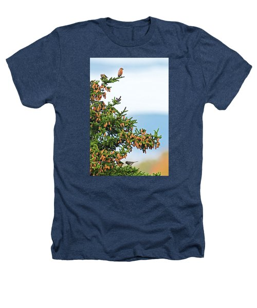 Out On A Limb # 2 Heathers T-Shirt