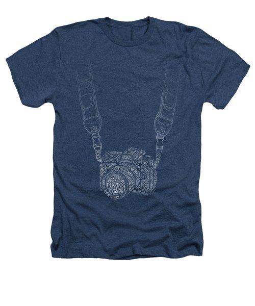 Photography Slang Word Cloud Camera Heathers T-Shirt