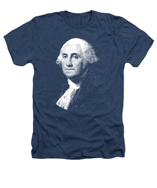 President George Washington Graphic  Heathers T-Shirt