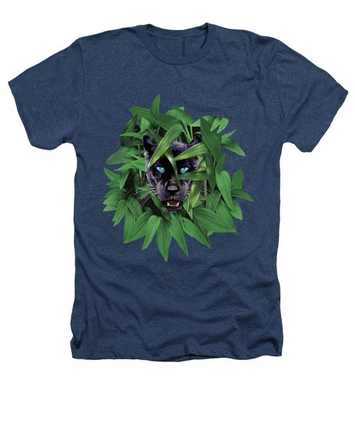 Prowling Panther Heathers T-Shirt
