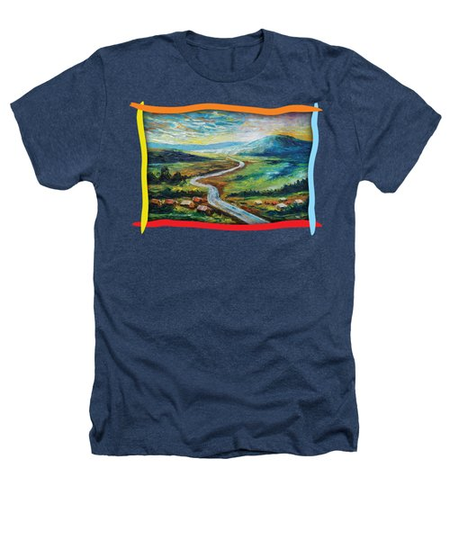 River In The Valley Heathers T-Shirt