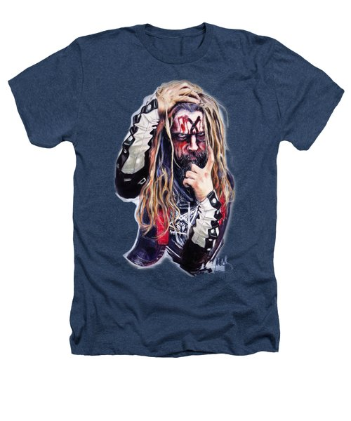 Rob Zombie Heathers T-Shirt by Melanie D
