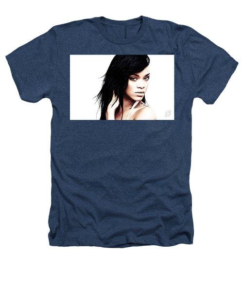 Robyn Rihanna Fenty Heathers T-Shirt