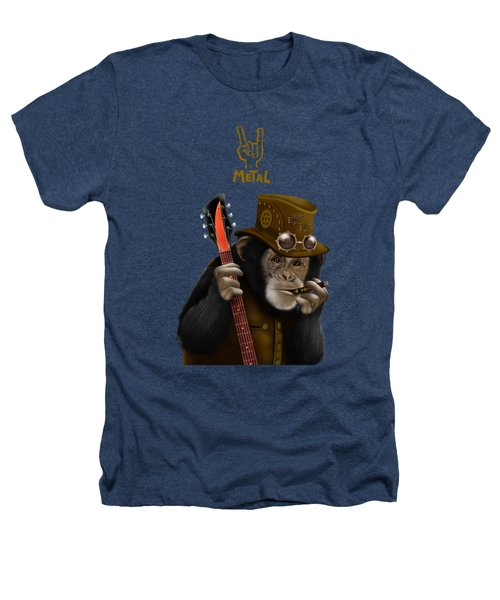 Rockers Of The Apes Heathers T-Shirt