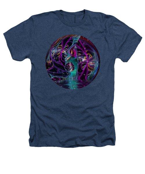 Round 25... Neon Heathers T-Shirt