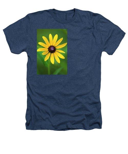 Rudbeckia Flower Heathers T-Shirt