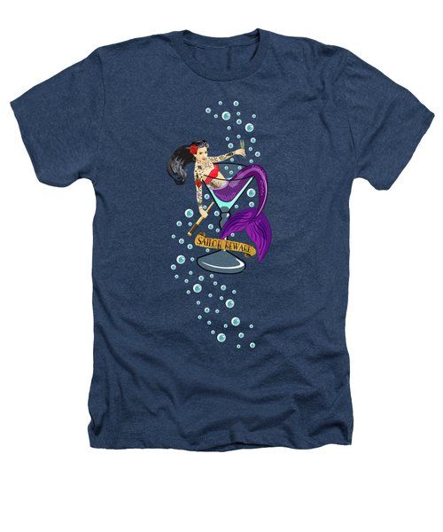 Sailor Beware Heathers T-Shirt by Tracy Dixon