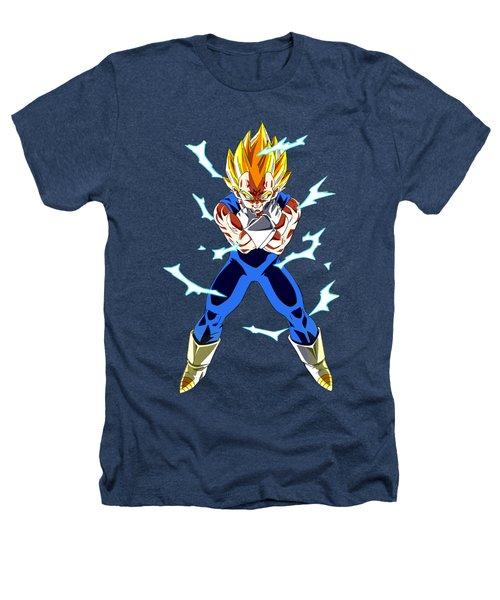 Saiyan Warriors Heathers T-Shirt
