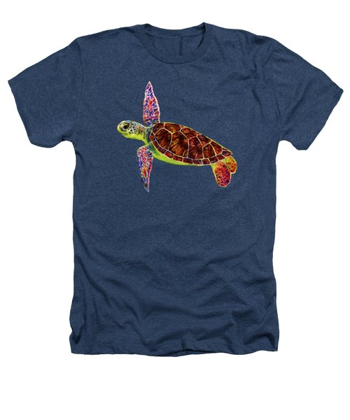 Sea Turtle Heathers T-Shirt