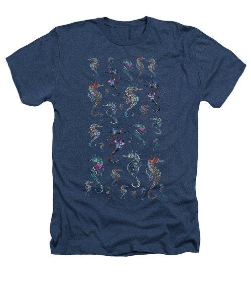 Seahorse Social Heathers T-Shirt