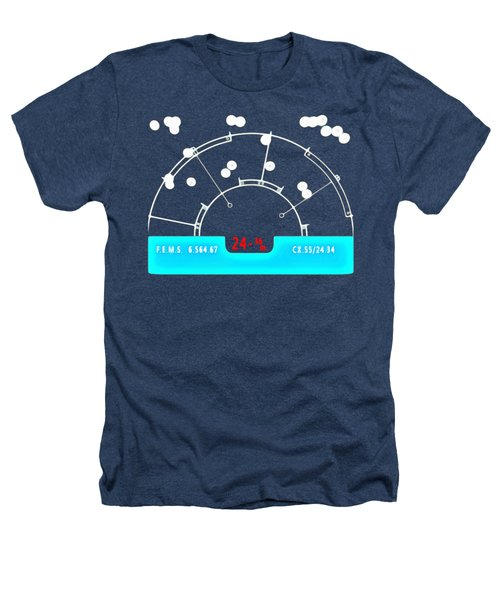 Sensor Marine Heathers T-Shirt
