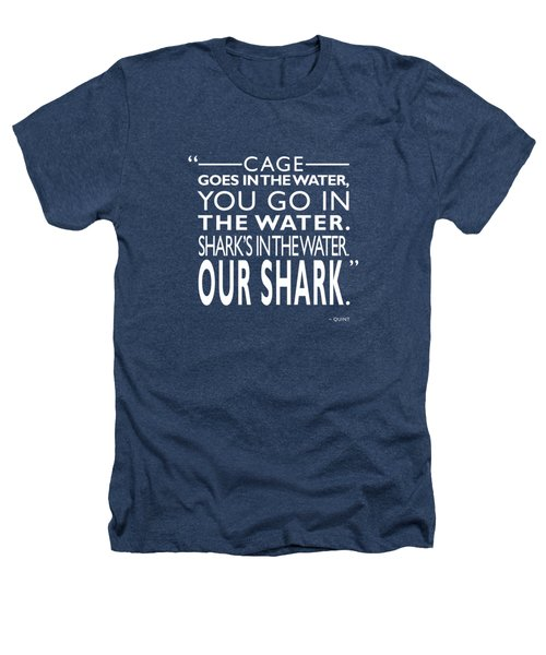 Sharks In The Water Heathers T-Shirt