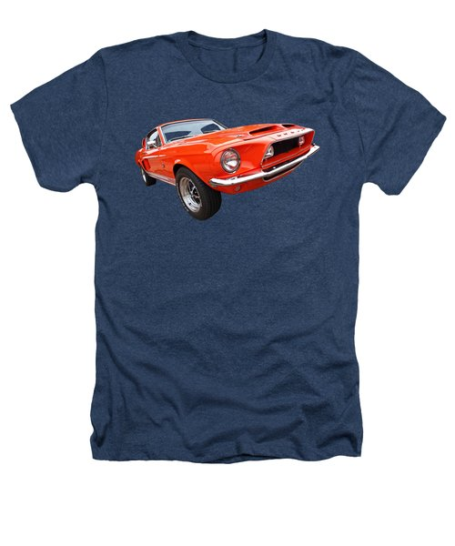 Shelby Gt500kr 1968 Heathers T-Shirt by Gill Billington