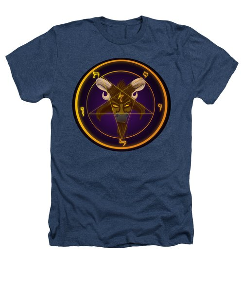Sigil Of 47 Heathers T-Shirt by Mister 47