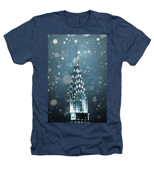 Snowy Spires Heathers T-Shirt