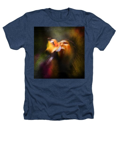 Soul Scream Heathers T-Shirt by Miki De Goodaboom