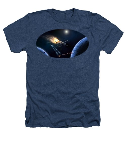 Space Battle I Heathers T-Shirt