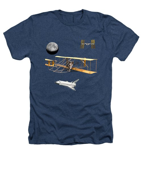Space Voyagers Heathers T-Shirt
