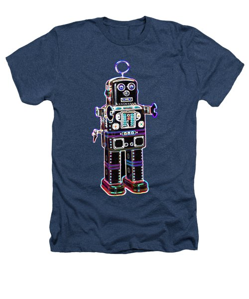 Spaceman Robot Heathers T-Shirt
