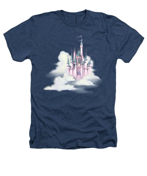 Star Castle In The Clouds Heathers T-Shirt