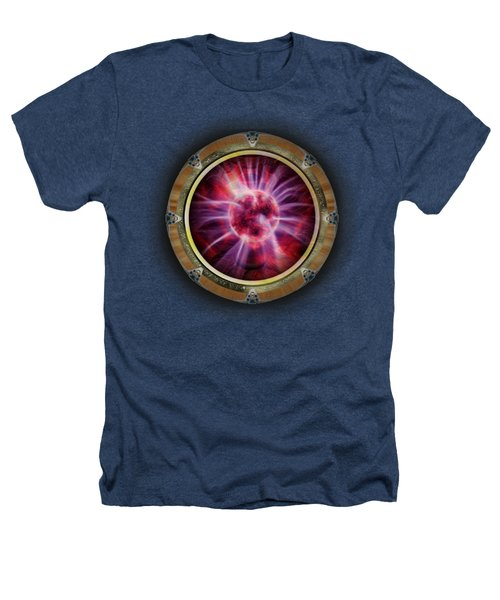 Star Gateways By Pierre Blanchard Heathers T-Shirt by Pierre Blanchard