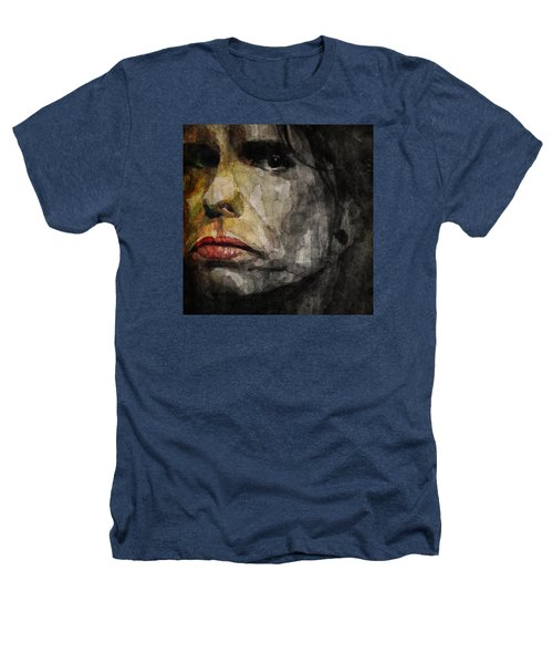 Steven Tyler  Heathers T-Shirt by Paul Lovering