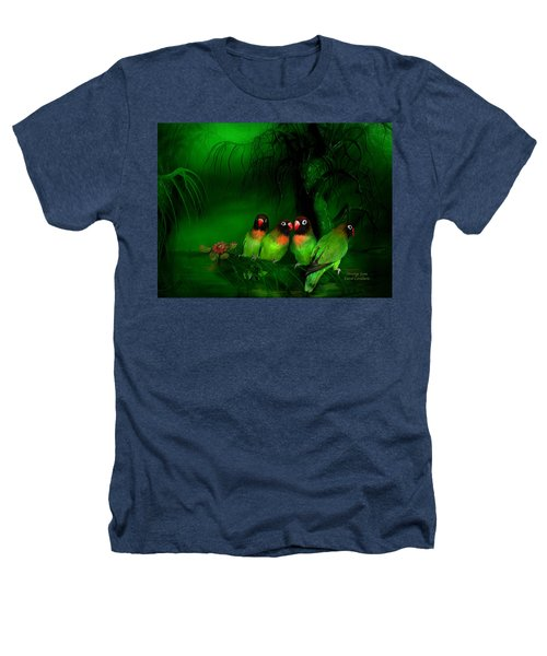 Strange Love Heathers T-Shirt