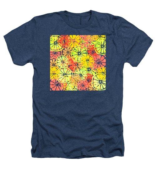 Summer Lemons Heathers T-Shirt
