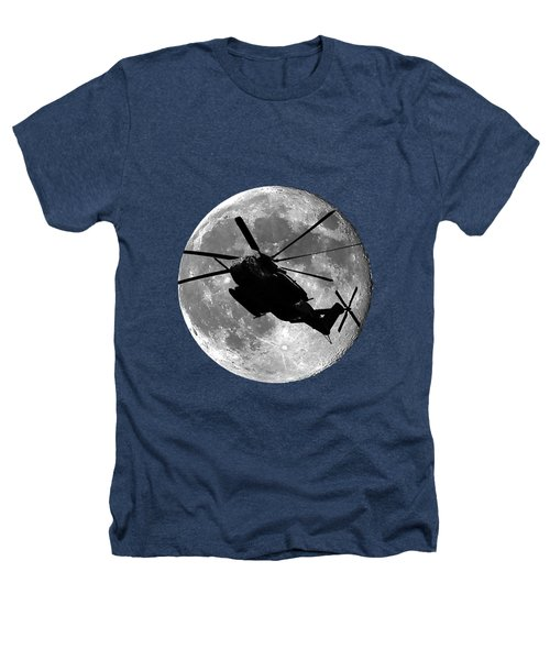 Super Stallion Silhouette .png Heathers T-Shirt
