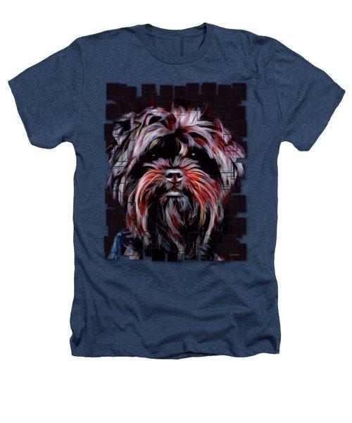 The Affenpinscher Heathers T-Shirt