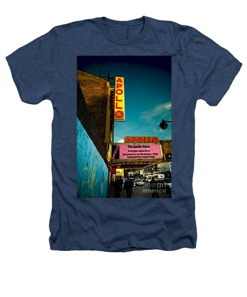 The Apollo Theater Heathers T-Shirt by Ben Lieberman