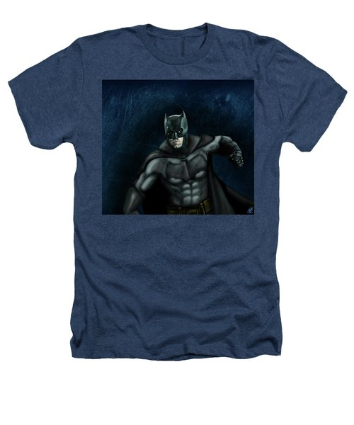 The Batman Heathers T-Shirt by Vinny John Usuriello