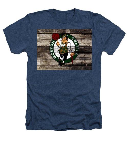 The Boston Celtics W10 Heathers T-Shirt by Brian Reaves