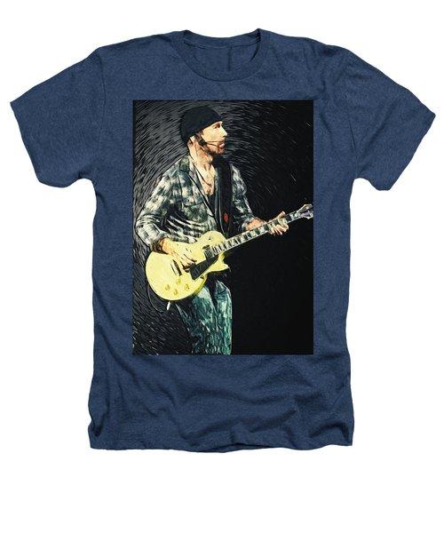 The Edge Heathers T-Shirt by Taylan Apukovska
