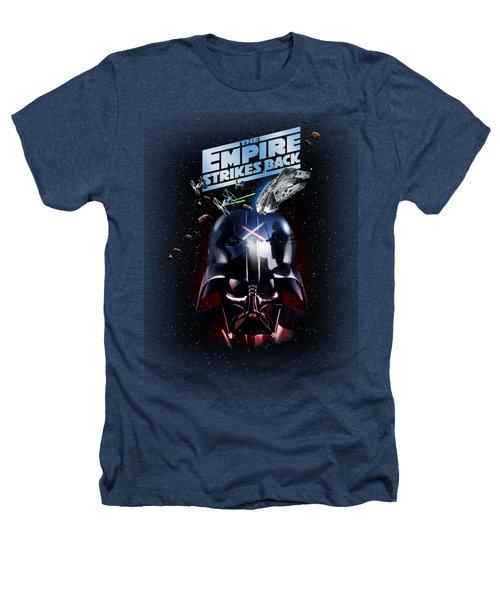 The Empire Strikes Back Heathers T-Shirt by Edward Draganski