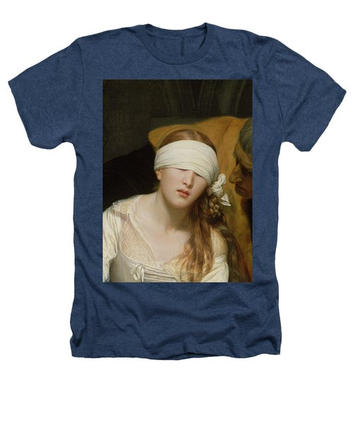 The Execution Of Lady Jane Grey Heathers T-Shirt