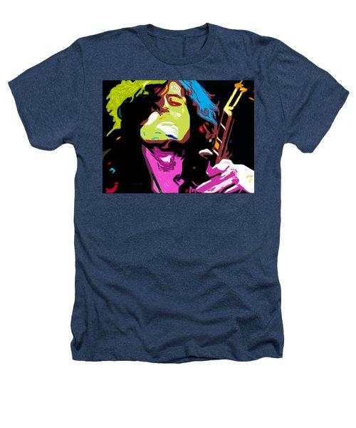 The Jimmy Page By Nixo Heathers T-Shirt by Nicholas Nixo