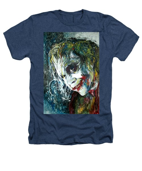 The Joker - Heath Ledger Heathers T-Shirt
