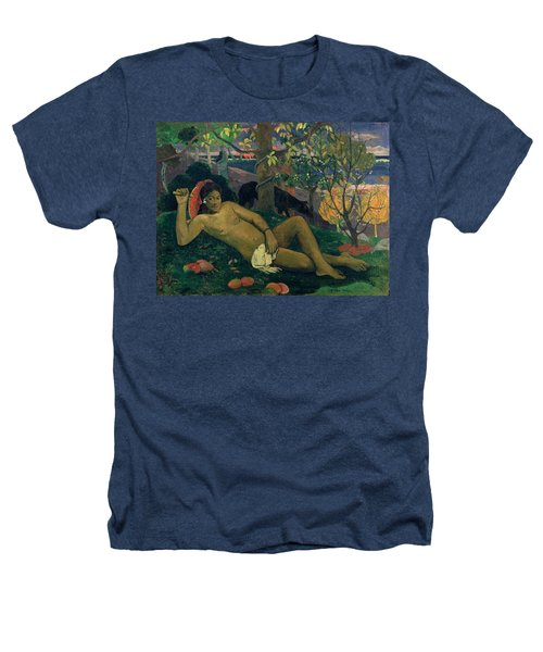 The Kings Wife Heathers T-Shirt by Paul Gauguin