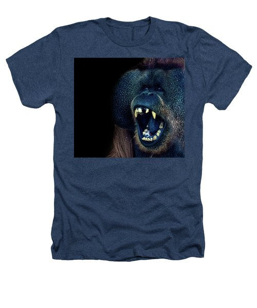The Laughing Orangutan Heathers T-Shirt