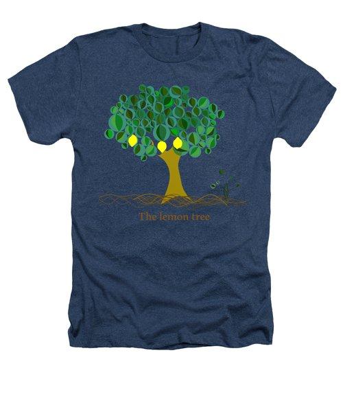 The Lemon Tree Heathers T-Shirt by Alberto RuiZ