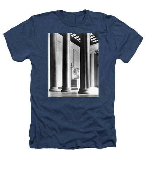 The Lincoln Memorial Heathers T-Shirt by War Is Hell Store