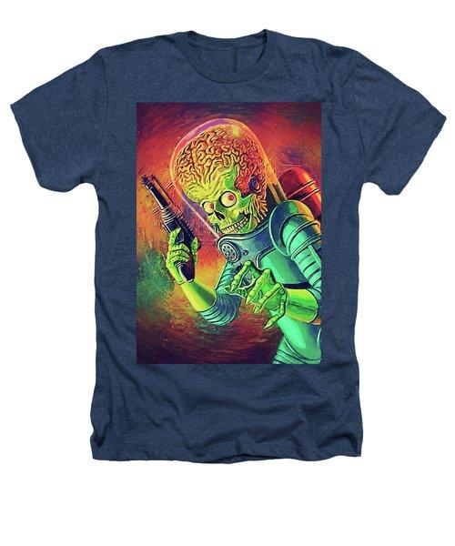 The Martian - Mars Attacks Heathers T-Shirt