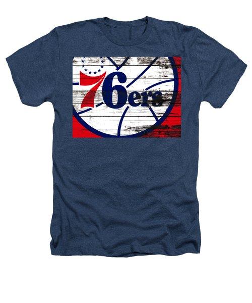 The Philadelphia 76ers 3e       Heathers T-Shirt