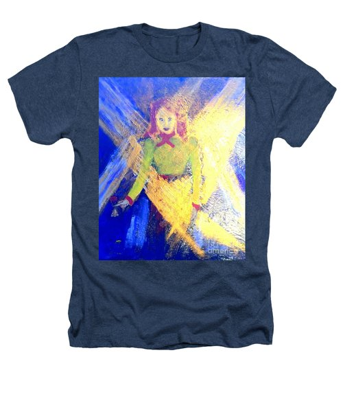 Her Voice 1 Heathers T-Shirt
