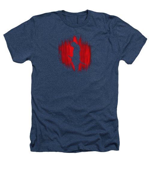 The Way Of The Samurai Warrior Heathers T-Shirt