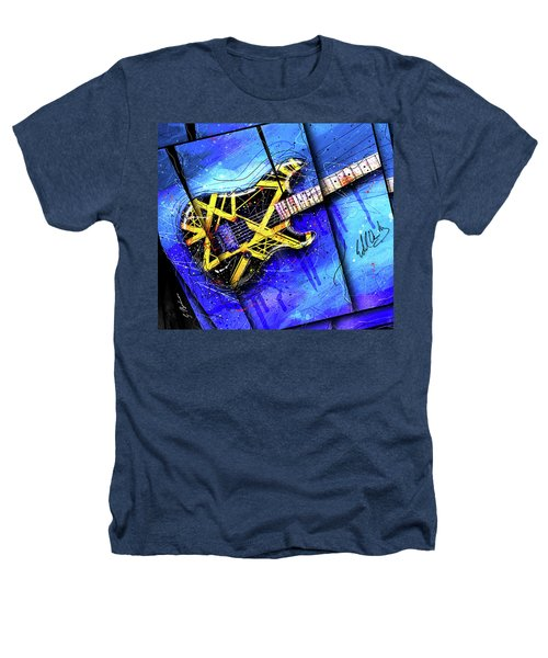 The Yellow Jacket_cropped Heathers T-Shirt