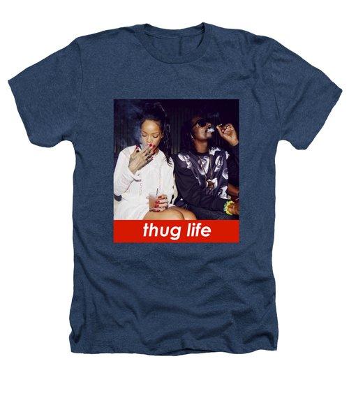 Thug Life Heathers T-Shirt